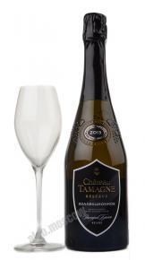 Chateau Tamagne Reserve Kollektionnoe Российское шампанское Шато Тамань Резерв Коллекционное
