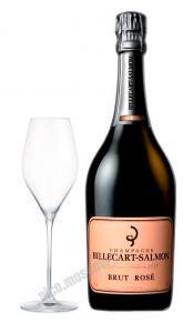 Billecart-Salmon Brut Rose шампанское Билькар Сальмон Брют Розе