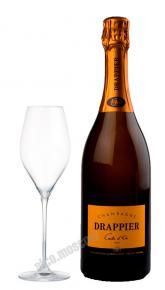 Drappier Brut Cart D or шампанское Драпье Брют Карт Д ор