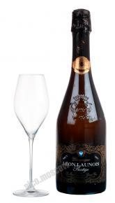 Leon Launois Prestige Grand Cru Le Mesnil Шампанское Леон Лонуа Престиж гран Крю Ле Мениль