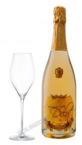 Delot Cuvee Legende Brut французское шампанское Дело Кюве Лежанд Брют