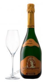 Delot La Champenoise Millesime французское шампанское Дело Шампань Ля Шампенуаз Миллезиме