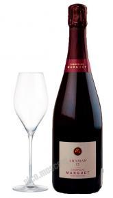 Shaman Rose Grand Cru французское шампанское Шаман Розе Гран Крю