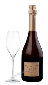 Ayala Cuvee Perle d`Ayala Millesime французское шампанское Айяла Перль Д`Айяла Миллезиме