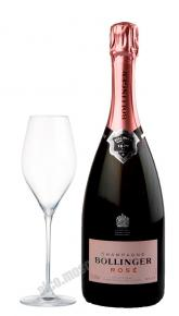 Bollinger Rose французское шампанское Боланже Розе