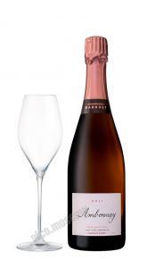Marguet Ambonnay Rose Grand Cru французское шампанское Марге Амбоне Розе Гран Грю