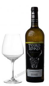Toro Loko Chardonnay Вино Торо Локо Шардоне Алвиса