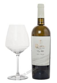 Wine Besini Premium Dry White Вино Бесини Премиум 2013г