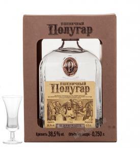 Водка Полугар Пшеничный 0.75l