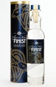 Finist Supreme Vodka 0.7l in tube водка Финист 0.7 л. в тубе