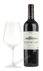 Dominio de Ugarte Reserva испанское вино Доминио Де Угарте Резерва