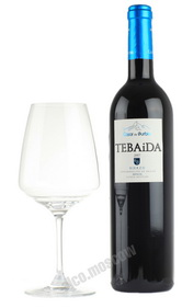 Casar de Burbia Tebaida испанское вино Касар де Бурбиа Тебаида