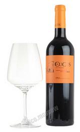Los Cucos Cabernet Sauvignon-Monastrell испанское вино Лос Кукос Каберне Совиньон-Монастрель