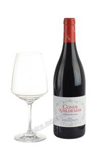 Conde de Valdemar Garnacha испанское вино Конде де Вальдемар Гарнача
