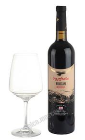 Megobari Mukuzani грузинское вино Мегобари Мукузани