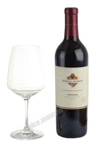 Kendall-Jackson Vintners Reserve Zinfandel американское вино Кендалл-Джексон Винтнерс Резерв Зинфандель