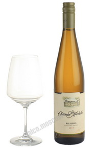 Chateau Ste Michelle Riesling Columbia Valley американское вино Шато Сент Мишель Рислинг Коламбия Вэлли