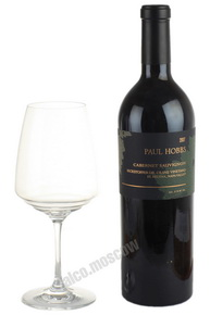 Paul Hobbs Dr. Crane Vineyard Cabernet Sauvignon американское вино Пол Хоббс Доктор Крэйн Виньярд Каберне Совиньон