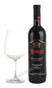 Mildiani Pirosmani грузинское вино Милдиани Пиросмани