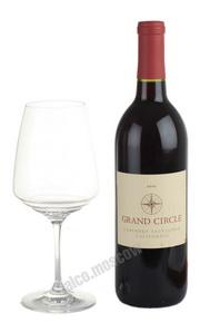Grand Circle Cabernet Sauvignon California американское вино Гранд Серкл Каберне Совиньон