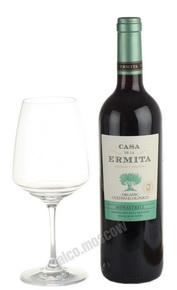 Casa De La Ermita Monastrell Испанское Вино Каса де ла Эрмита Монастрель