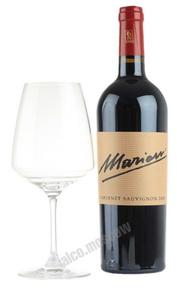 Marion Cabernet Sauvignon IGT Итальянское вино Марион Каберне Савиньон ИГТ