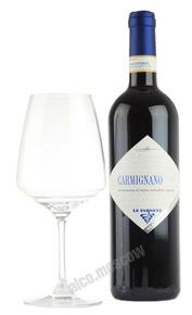 Le Farnete Carmignano итальянское вино Ле Фарнете Карминьяно