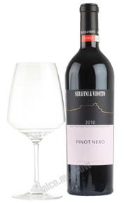 Serafini & Vidotto Pinot Nero итальянское вино Серафини э Видотто Пино Неро
