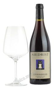Niedrist Blauburgunder итальянское вино Нидрист Блаубургундер