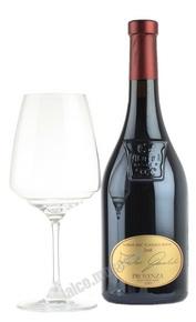 Provenza Fabio Contato Garda DOC Classico Rosso итальянское вино Провенца Фабио Контато Гарда Классико Россо
