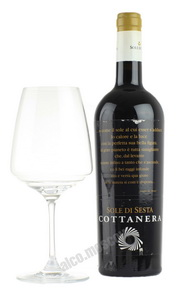 Cottanera Sole Di Sesta Итальянское Вино Коттанера Соле Ди Сеста