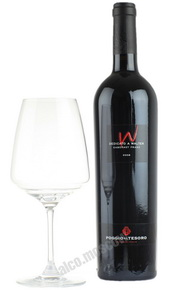 Poggio Al Tesoro Dedicato a Walter Итальянское Вино Поджио эль Тесоро Дедикато а Вальтер