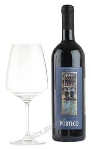 Enrico Fossi Portico Merlot Итальянское Вино Энрико Фосси Портико Мерло