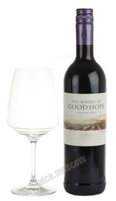 The Winery of Good Hope Bush Vine Mountainside Shiraz Южно-африканское вино Вайнери оф Гуд Хоуп Буш Вин Высокогорный Шираз