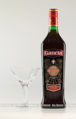 Gancia Rosso 1 l вермут Ганча Россо 1 л