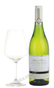 Springfield Estate Special Cuvee Sauvignon Blanc Южно-африканское вино Спрингфилд Истейт Спешл Кюве Совиньон Блан
