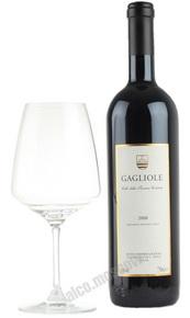 Gagliole Colli Della Toscana Centrale Итальянское Вино Гальоне Колли Делла Тоскана Централе