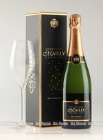 Mailly Brut Reserve шампанское Мэйи Брют Резерв