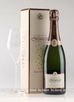 Mailly Blanc de Noirs шампанское Мэйи Блан де Нуар