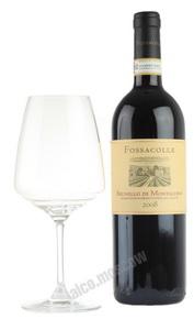 Fossacolle Brunello di Montalcino Итальянское вино Фоссаколле Брунелло ди Монтальчино