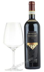 Le Chiuse Brunello di Montalcino Итальянское вино Ле Кьюзе Бруннело ди Монтальчино