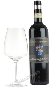Ciacci Piccolomini dAragona Brunello di Montalcino Итальянское вино Чиаччи Пикколомини дАрагона Брунелло ди Монтальчино
