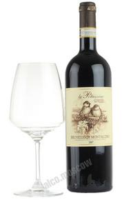 Le Potazzine Brunello di Montalcino Итальянское вино Ле Потаццине Брунелло ди Монтальчино