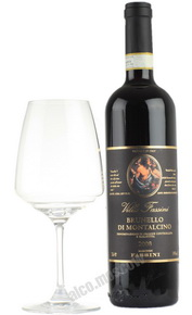 Marchesi Fassini Brunello di Montalcino Итальянское вино Маркези Фассини Брунелло ди Монтальчино