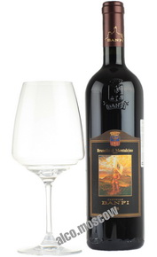 Banfi Brunello di Montalcino Итальянское Вино Банфи Брунелло ди Монтальчино