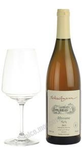 Schuchmann Wines Mtsvane 2013 грузинское вино Шухманн Ваинс Мцване 2013