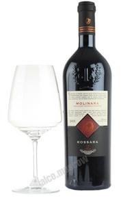 Tinazzi Molinara Rossara итальянское вино Тинацци Молинара Россара