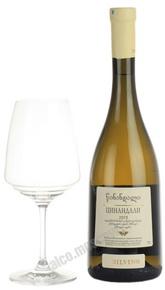 Tbilvino Tsinandali грузинское вино Тбилвино Цинандали