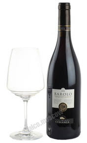 Tenimenti Ca Bianca Barolo Итальянское вино Тенименти Ка Бьянка Бароло