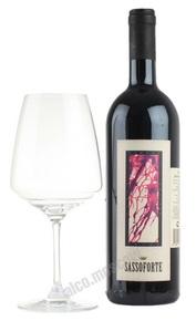 Enrico Fossi Sassoforte Итальянское Вино Энрико Фосси Сассофорте